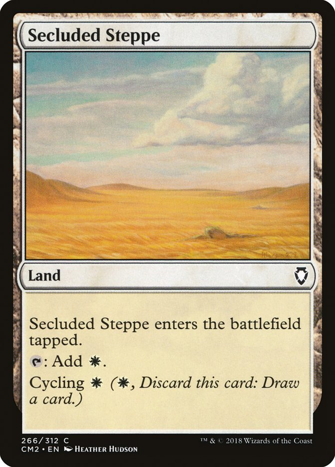 Secluded+Steppe
