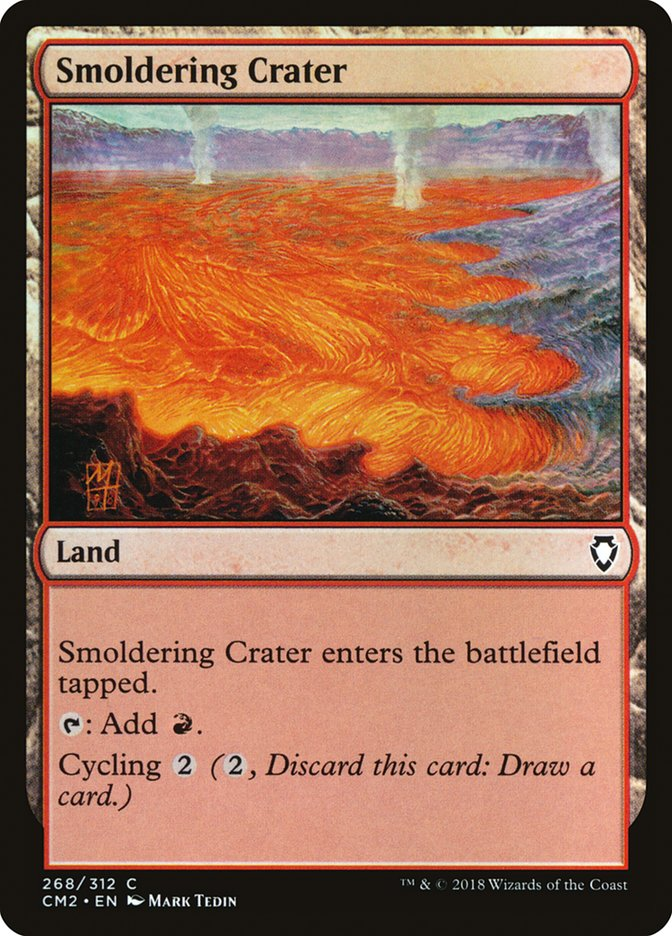 Smoldering+Crater