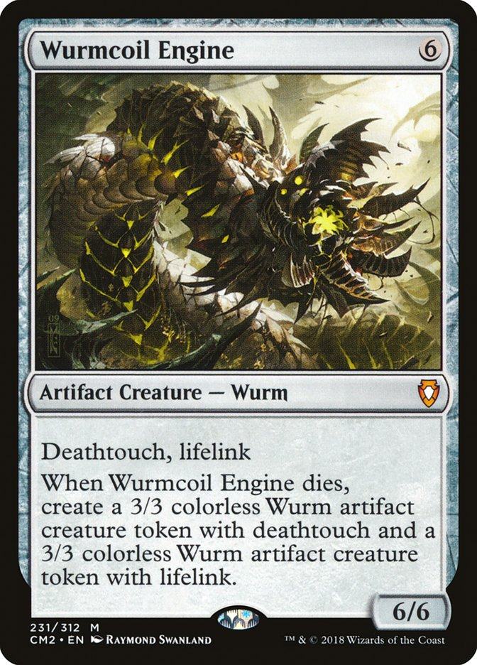 Wurmcoil+Engine