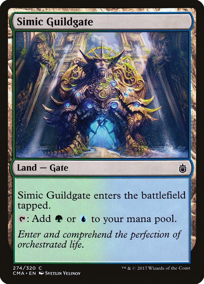 Simic+Guildgate