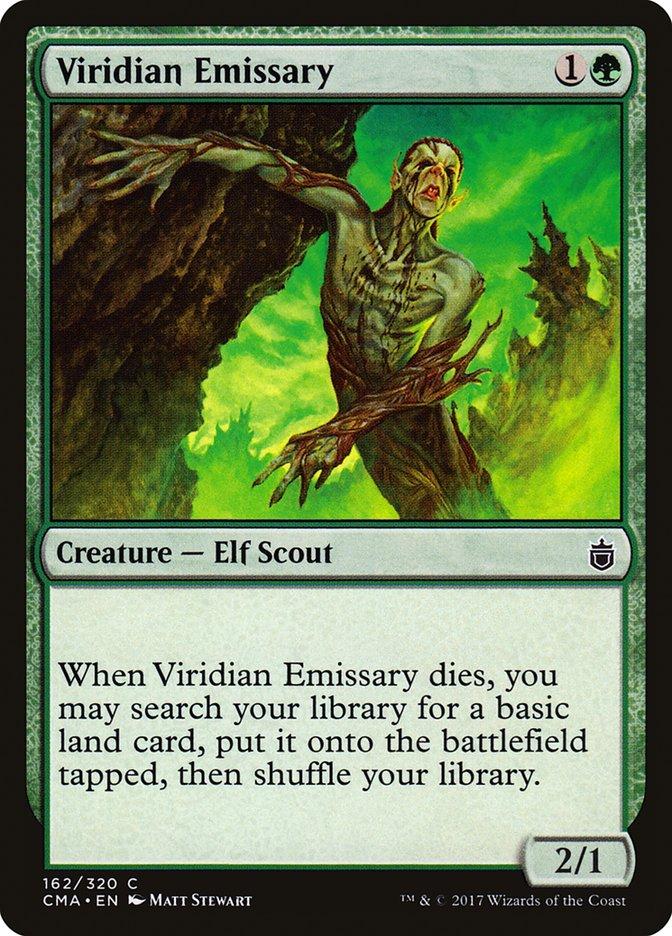 Viridian+Emissary