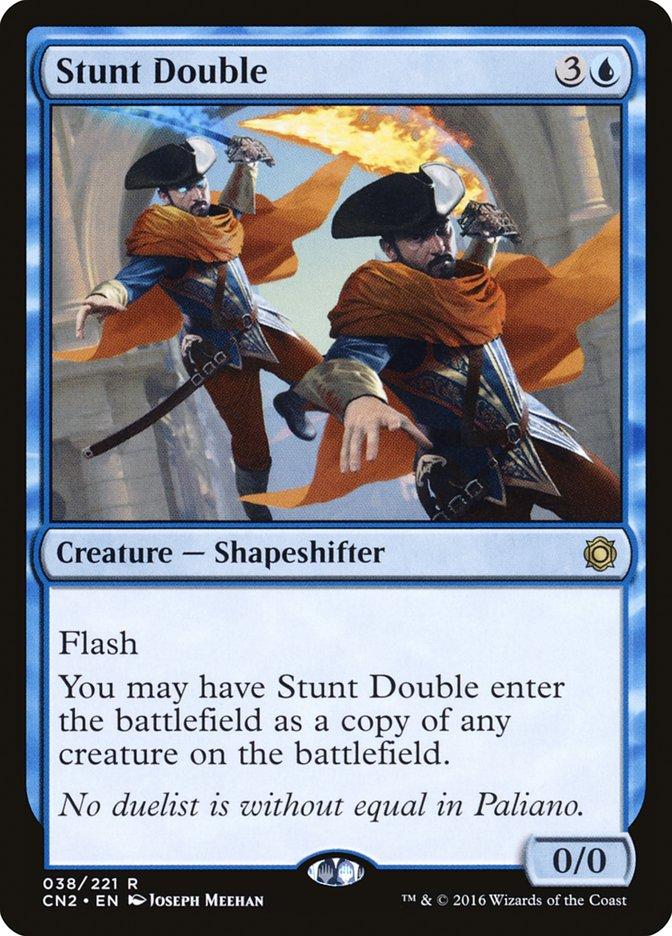 Stunt+Double