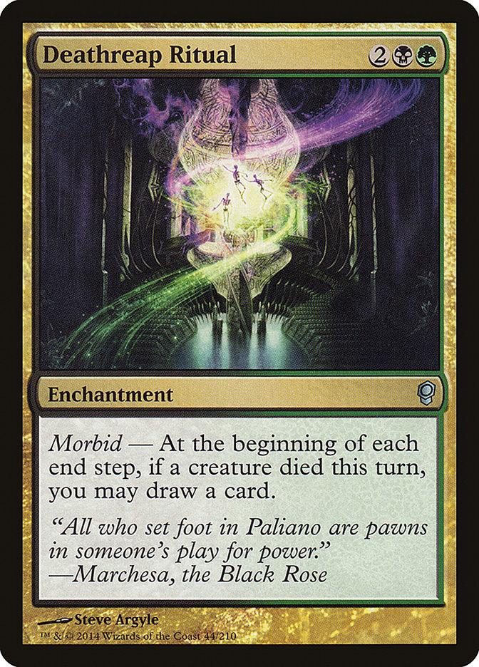 Deathreap+Ritual