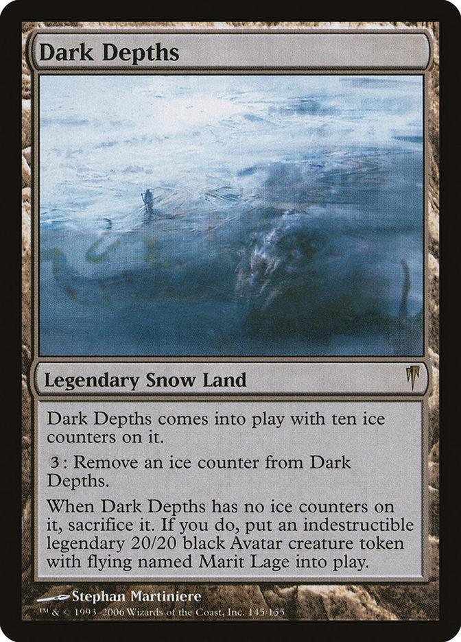 Dark+Depths