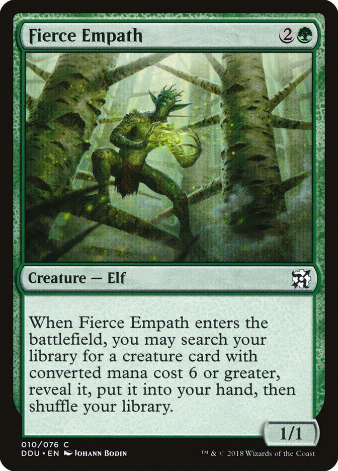 Fierce+Empath