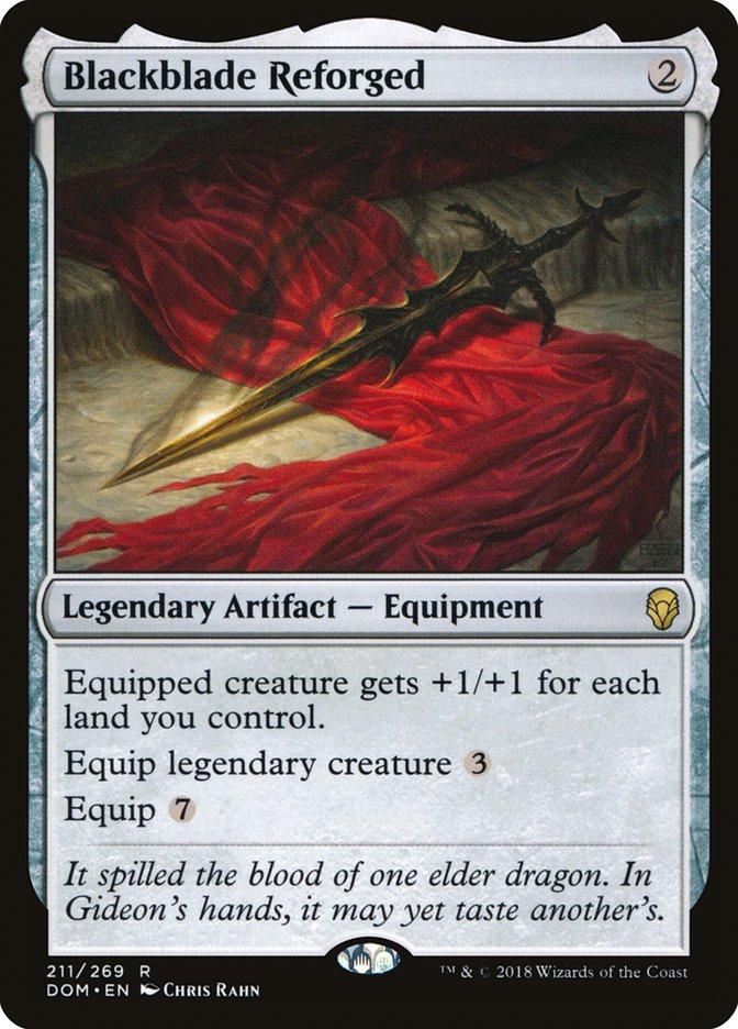 Blackblade+Reforged