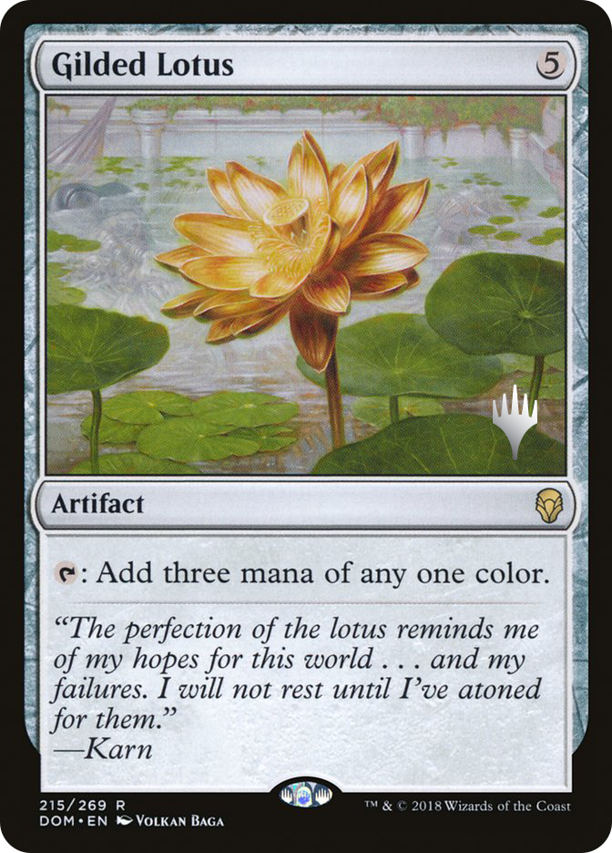 Gilded+Lotus