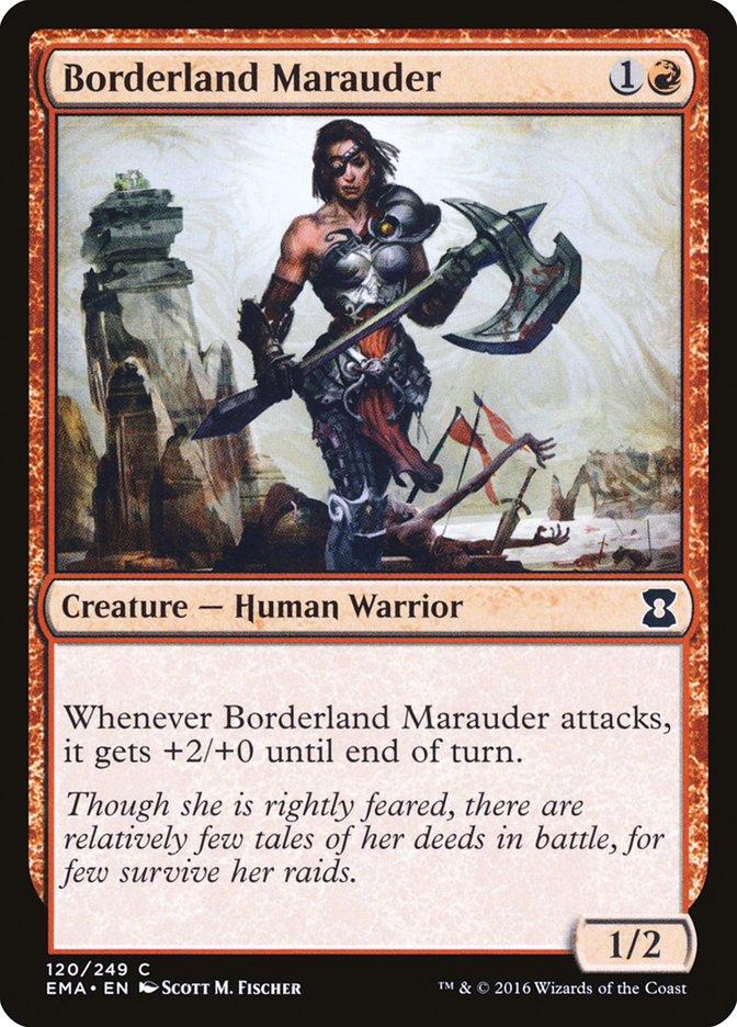 Borderland+Marauder