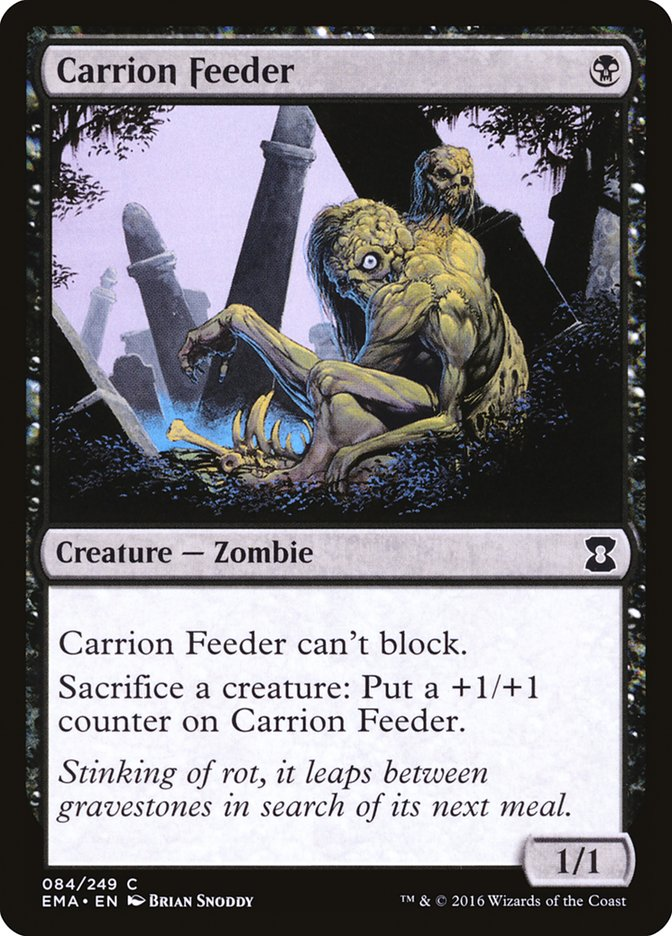 Carrion+Feeder