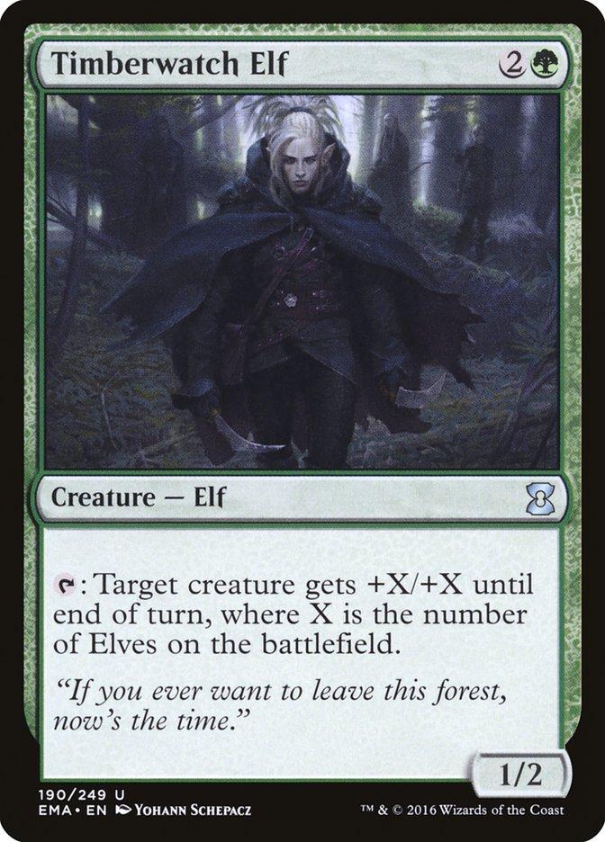 Timberwatch+Elf