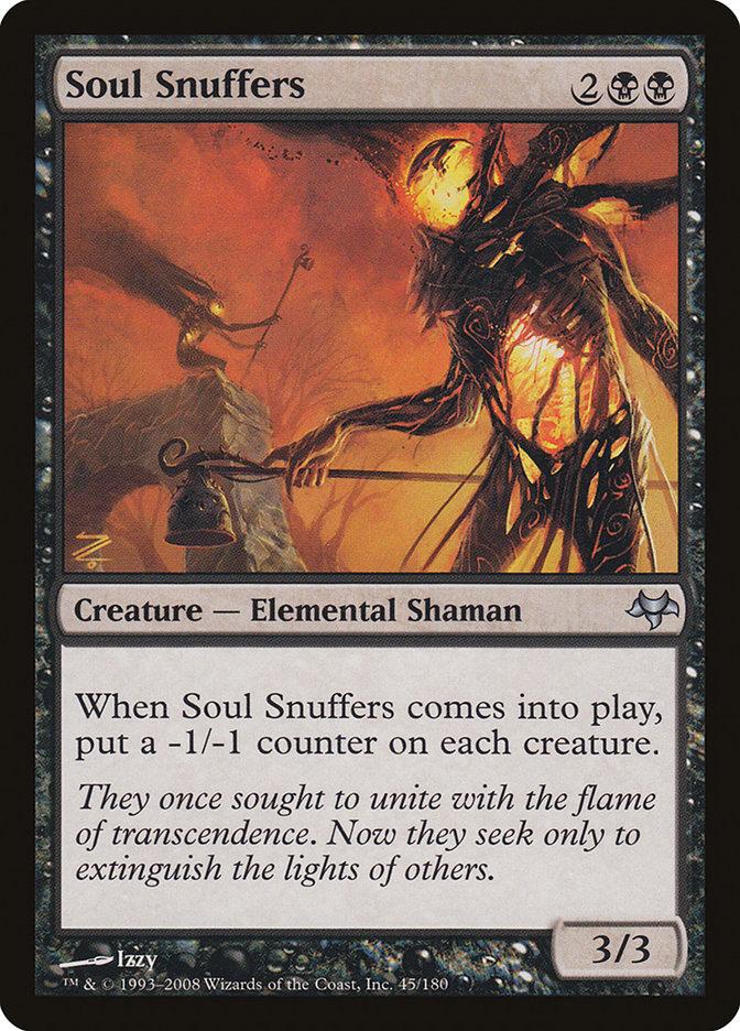 Soul+Snuffers