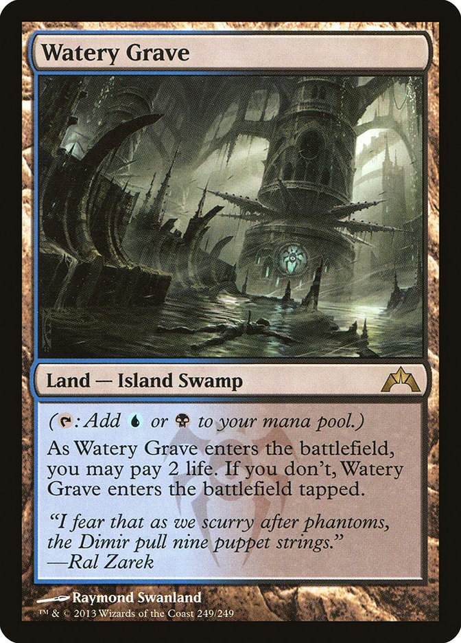 Watery+Grave