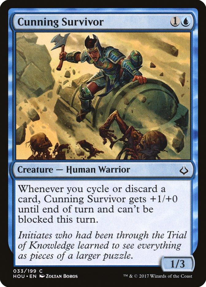 Cunning+Survivor
