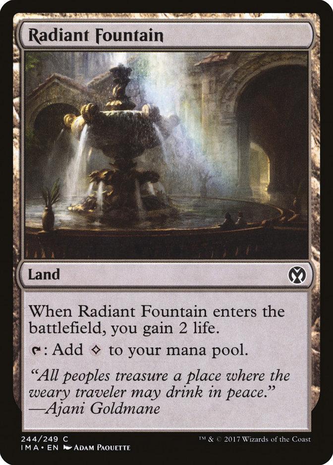 Radiant+Fountain