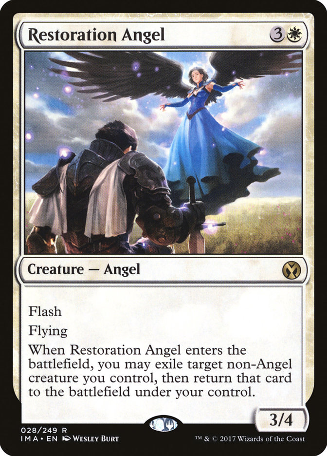 Restoration+Angel
