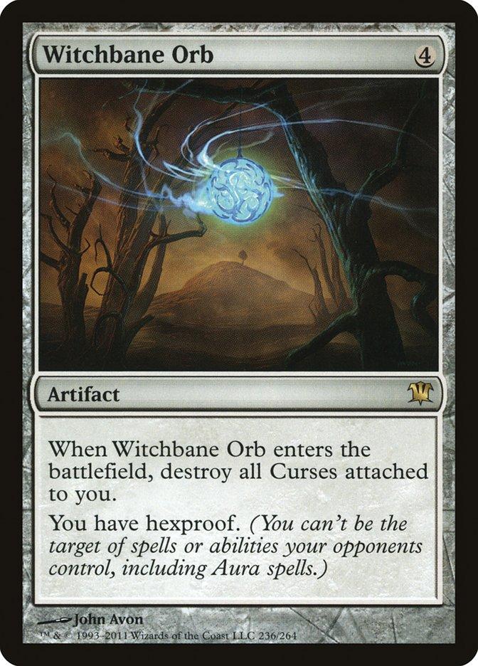 Witchbane+Orb