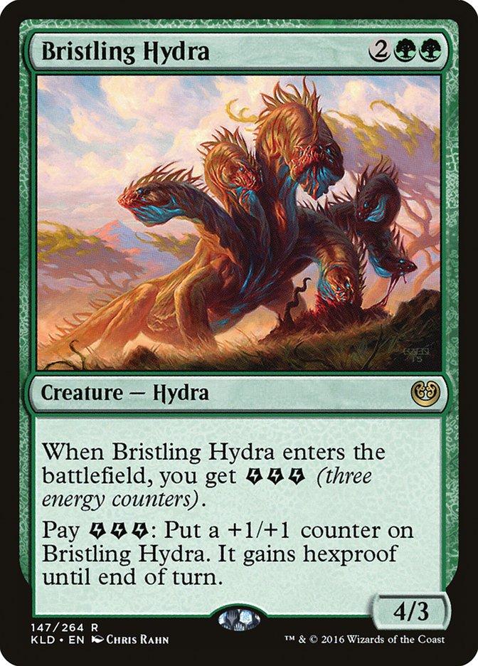 Bristling+Hydra