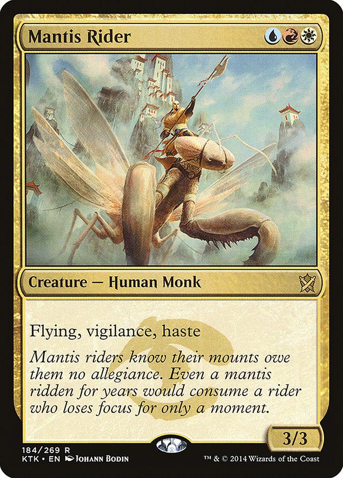 Mantis+Rider