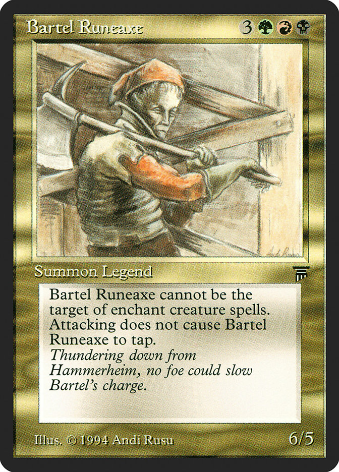 Bartel+Runeaxe