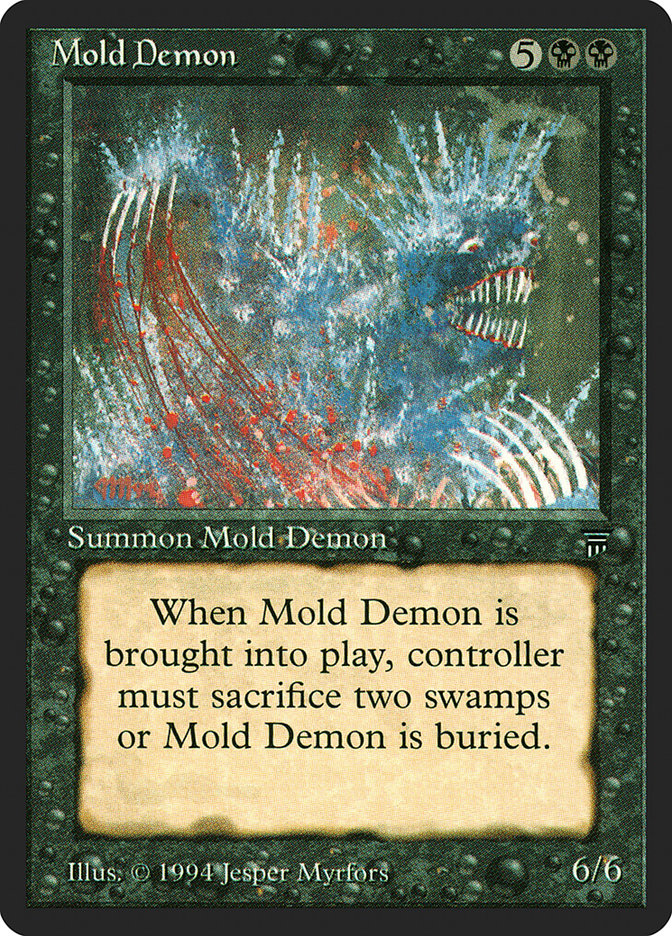 Mold+Demon