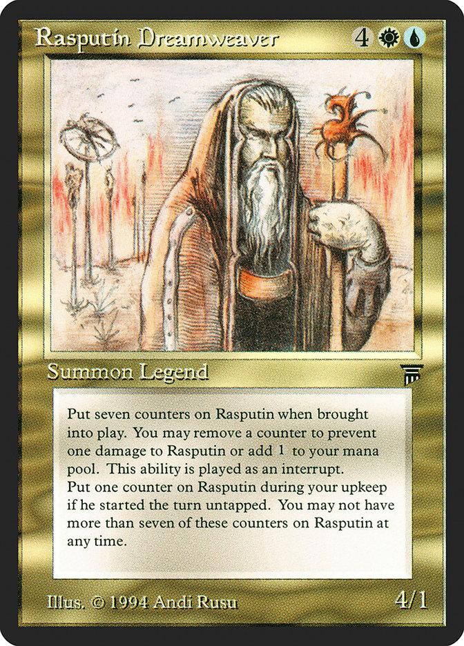 Rasputin+Dreamweaver