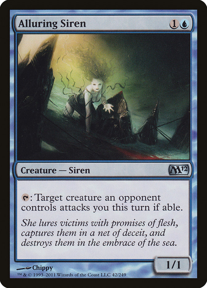 Alluring+Siren