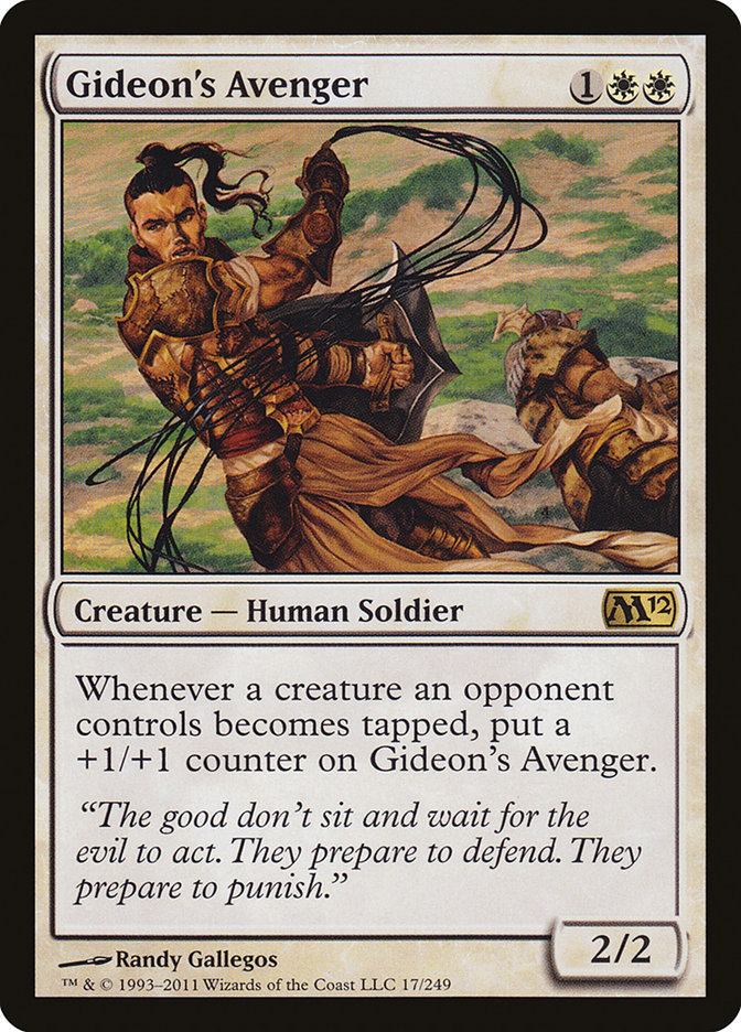 Gideon%27s+Avenger