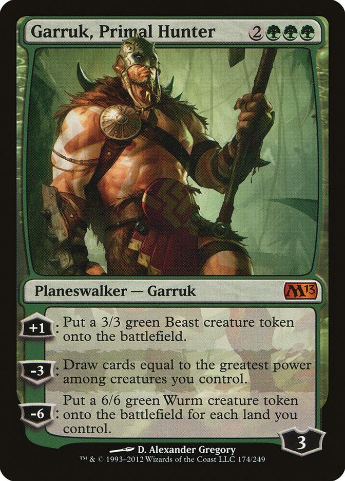 Garruk%2C+Primal+Hunter