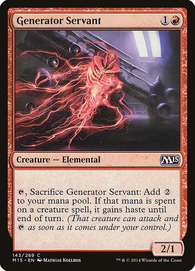 Generator+Servant