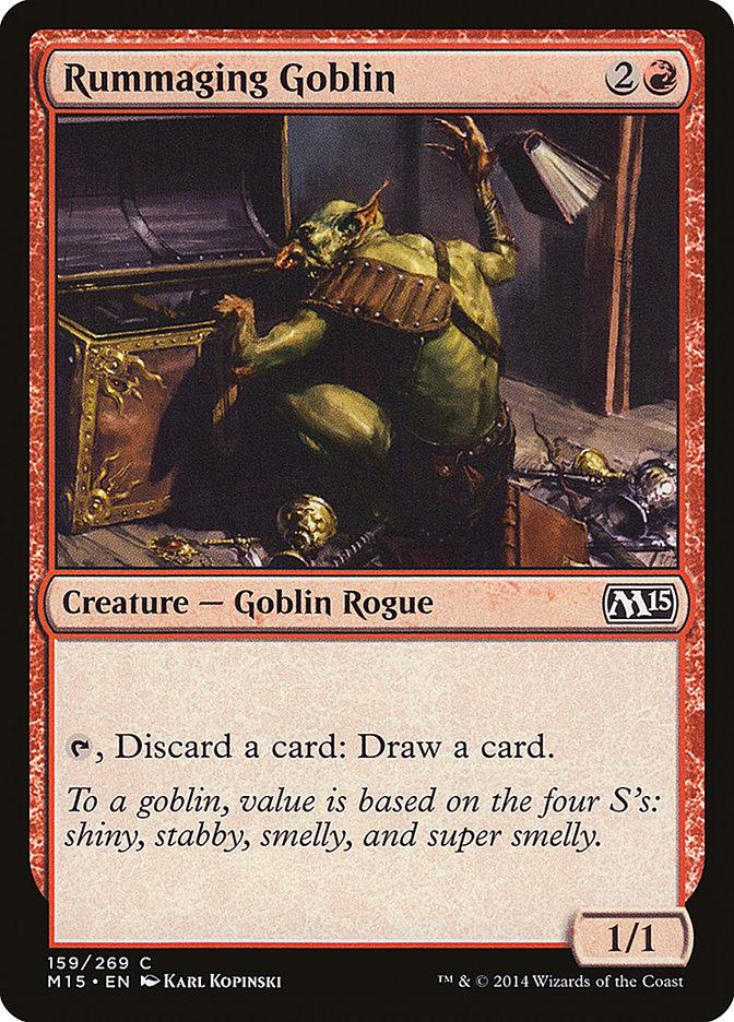 Rummaging+Goblin