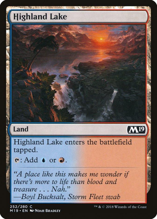 Highland+Lake