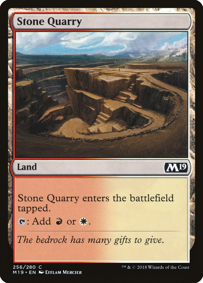 Stone+Quarry