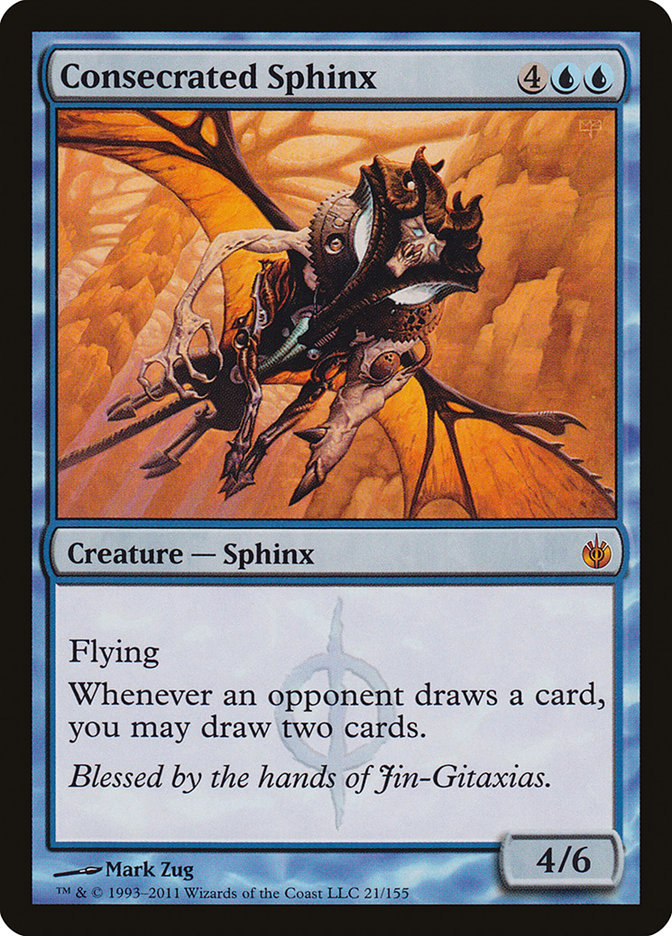 Consecrated+Sphinx