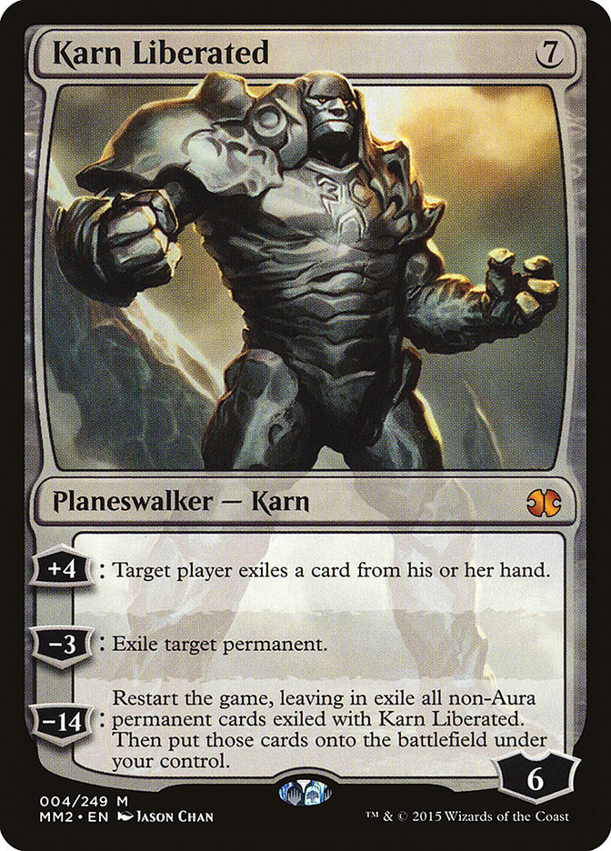 Karn+Liberated