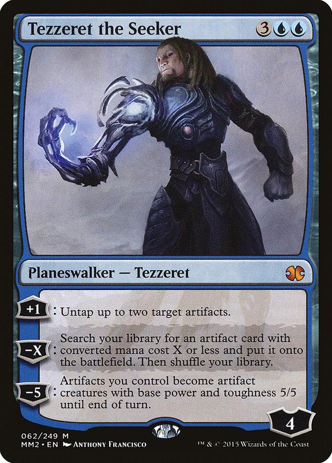 Tezzeret+the+Seeker