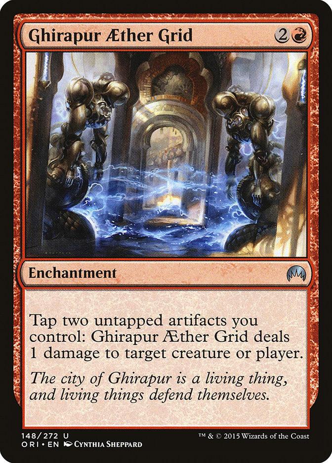 Ghirapur+Aether+Grid