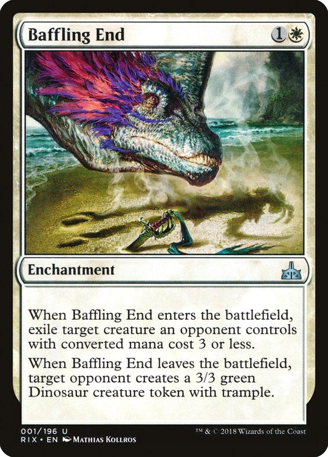 Baffling+End