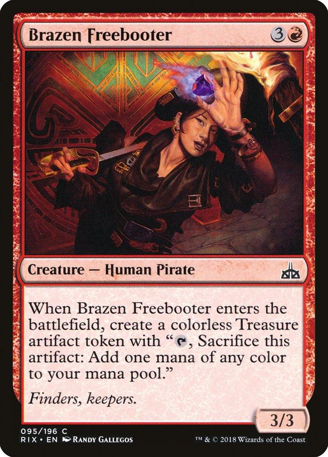 Brazen+Freebooter