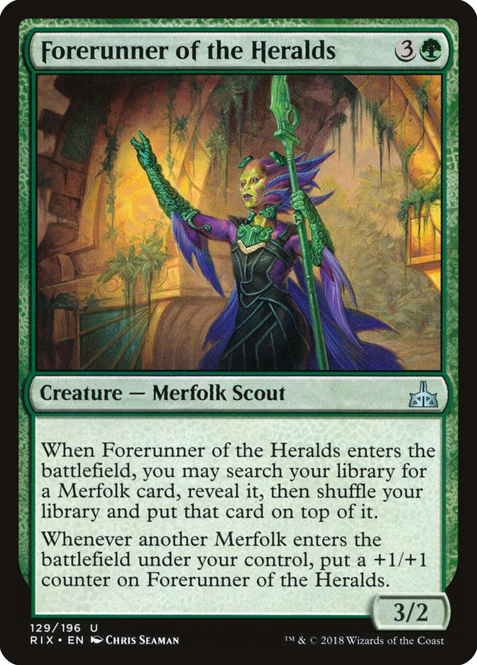 Forerunner+of+the+Heralds