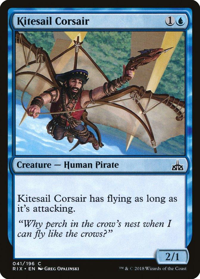 Kitesail+Corsair