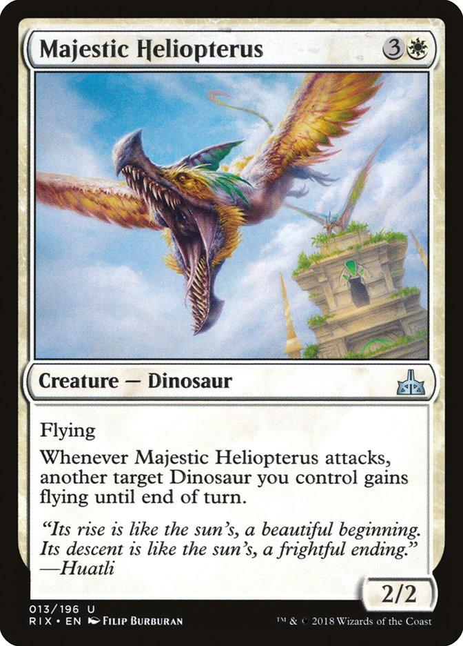 Majestic+Heliopterus