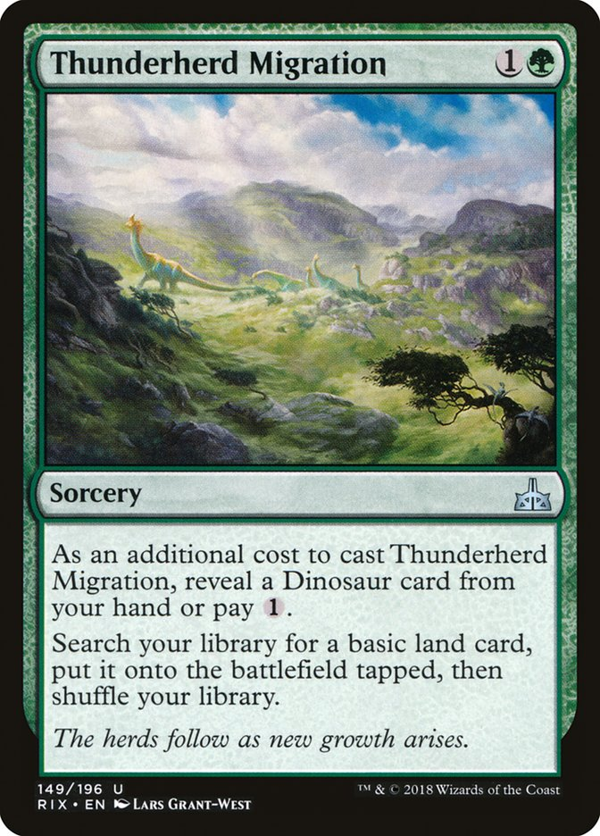 Thunderherd+Migration