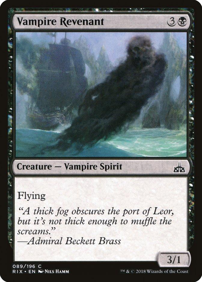 Vampire+Revenant