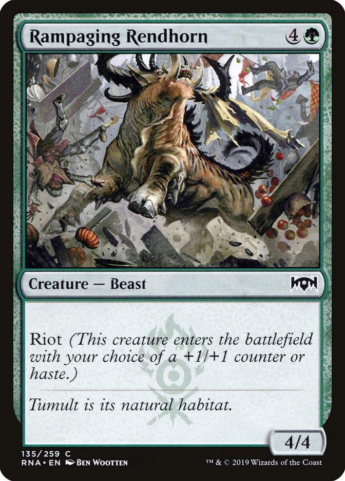 Rampaging+Rendhorn