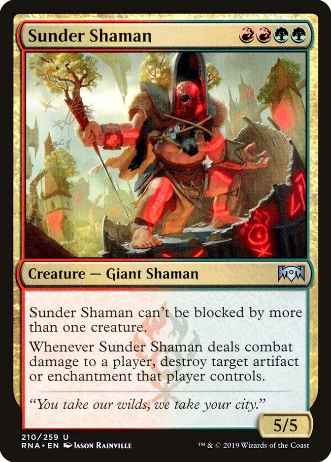 Sunder+Shaman
