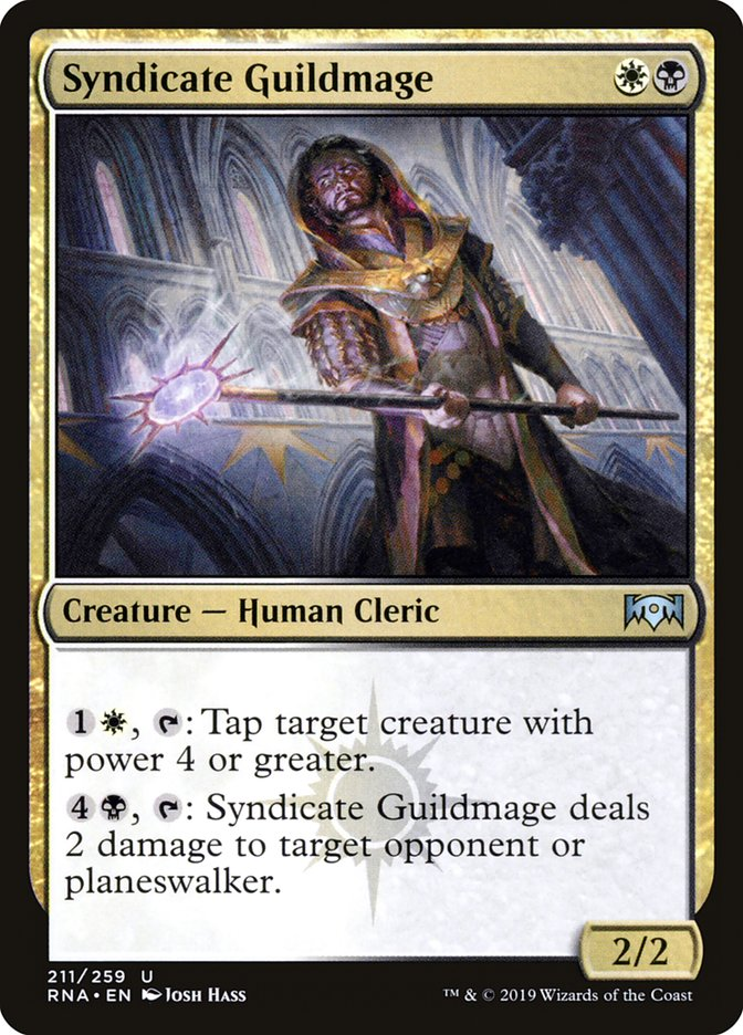 Syndicate+Guildmage