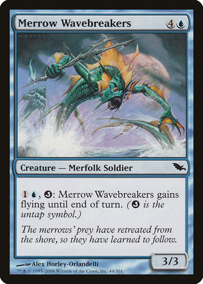 Merrow+Wavebreakers