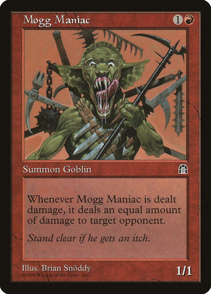 Mogg+Maniac