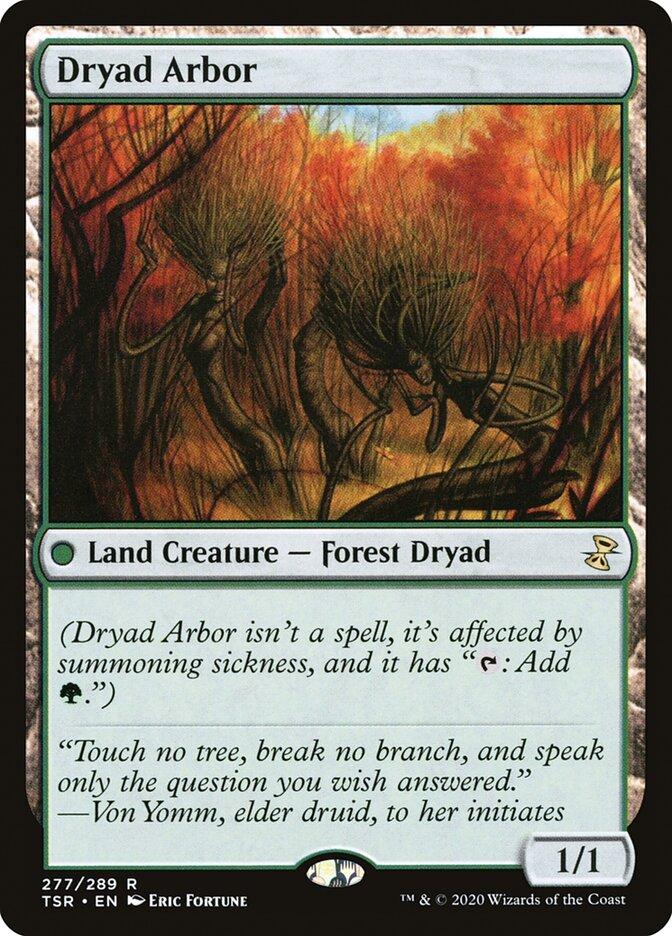 Dryad+Arbor