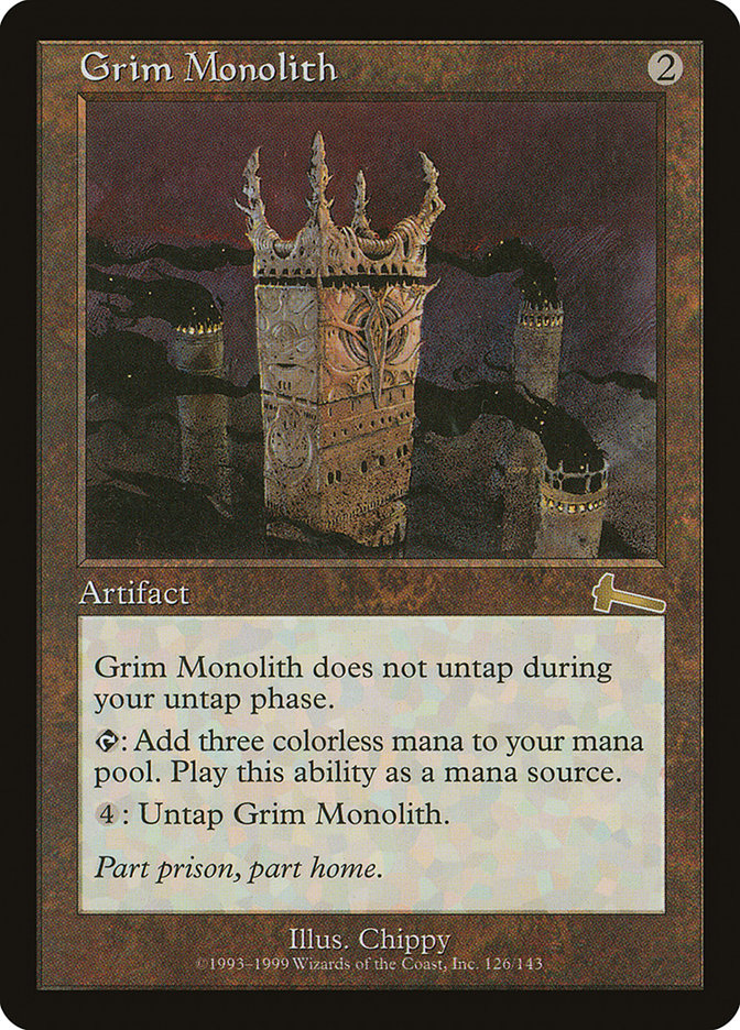 Grim+Monolith